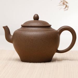 吴顺林-柴烧丰收紫砂壶