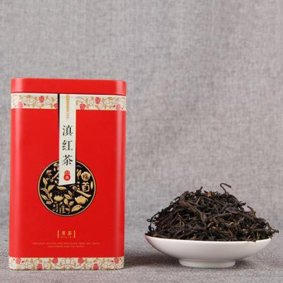 2019新茶春茶 古树红茶 云南滇红茶浓香型 凤庆茶叶80g 罐装