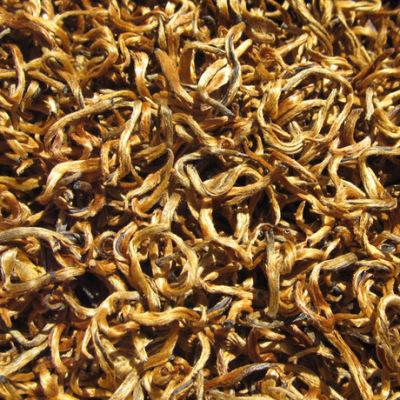 云南红茶 大叶滇红茶 蜜香金芽 工夫红茶 蜜香金丝滇红茶