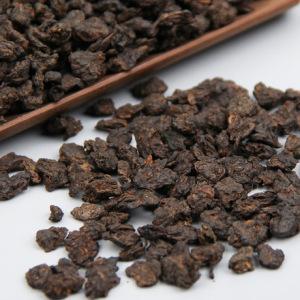普洱茶 熟茶 散茶老茶头 糯香古树熟普洱老茶头 碎银子茶化石