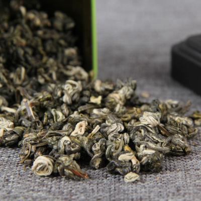 云南绿茶 滇绿茶一芽一叶碧螺春2019年新茶春茶 茶叶80g罐装