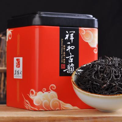 福建武夷山正山小种红茶罐装 60g