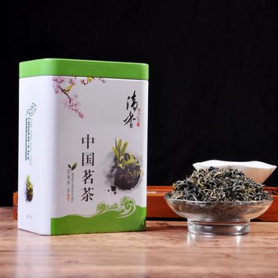 2019新茶 高山云雾绿茶 精美罐装100g