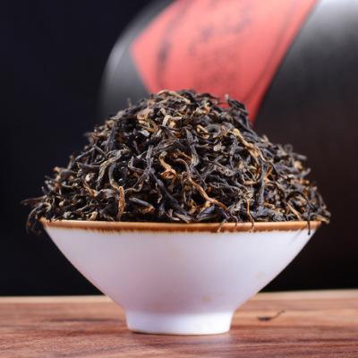 武夷山金骏眉茶叶 蜜香红茶 罐装500克 散装