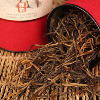 精美礼盒 云南滇红茶 精致野生古树红茶 雅韵 100g*2罐