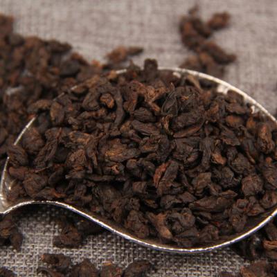 老茶头普洱茶熟茶 普洱散茶小碎银茶头 熟普熟茶头