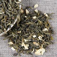 云南2019新茶 茉莉银毫 茉莉花茶花草茶 绿茶银丝浓香型散装500g
