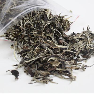普洱茶叶 2017年新茶  普洱 散茶 月光白女儿茶