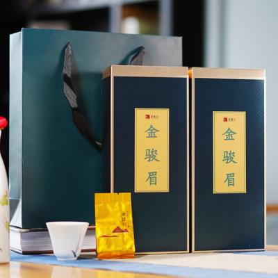 武夷山金骏眉红茶250克礼遇茶叶礼盒装 武夷山桐木关红茶批发包邮