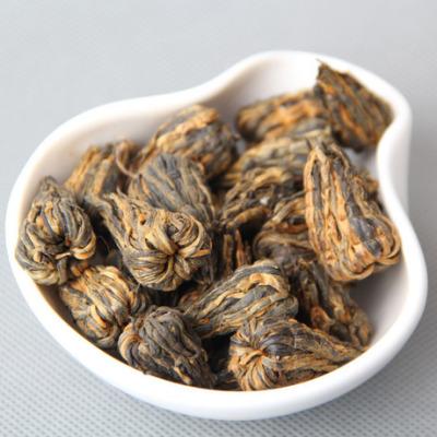 红茶 滇红红茶 小红塔单芽茶 宝塔红沱 手工茶金丝滇红茶叶500g