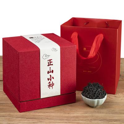 2019中秋新品本源系列武夷山正山小种红茶 精品茶礼包邮