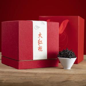 中秋茶礼 本源系列大红袍500g礼盒装 乌龙茶礼 精品伴手礼