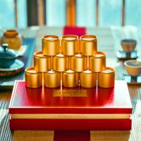 木冠茶叶 罐罐有好茶 武夷山金俊眉金骏眉小罐茶礼盒装