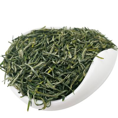 毛尖绿茶2021新茶叶特级明前嫩芽信阳散装一级小香尖浓香型250g