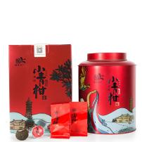 福海茶厂新会小青柑普洱茶熟茶2017烟雨400克顺丰包邮