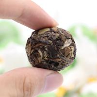 福鼎白茶 2015年陈皮老寿眉贡眉龙珠小沱茶球一颗一泡5克清爽茶叶