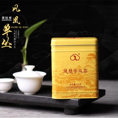 [乌岽黄枝香]潮州凤凰单枞茶清香型 乌岽山高山生态单丛茶125g