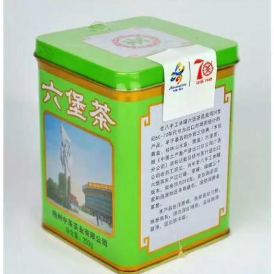 2019中茶绿罐老八中工体罐9131七年陈化一级散茶250g