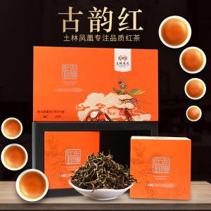 土林凤凰古韵红古树云南红茶滇红散装茶叶野生礼盒特级高山浓香型
