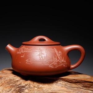 赖晓红-石瓢紫砂壶A款