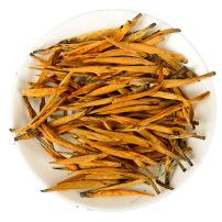 2020头春大金针滇红茶特级凤庆滇红茶浓香型直条蜜香金枝散茶500g
