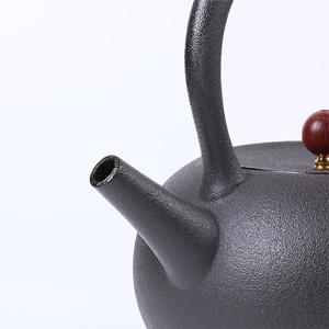 黑陶700ml静水壶
