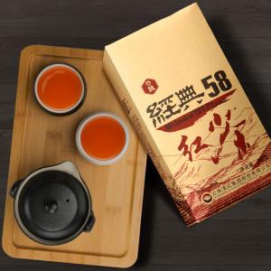 2019新茶 凤牌红茶 云南滇红茶特级浓香型经典58凤庆茶叶380g