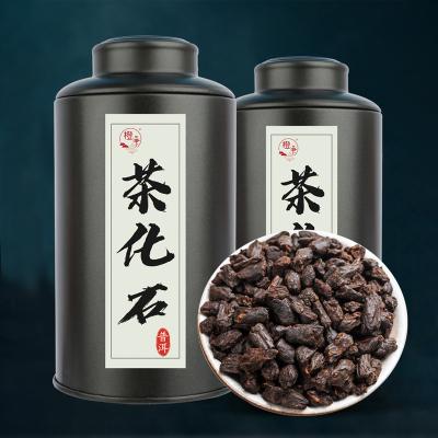 云南普洱茶碎银子熟茶糯米香茶老茶头特级茶叶冰岛茶化石200克装