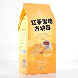 红茶黑糖方块酥