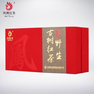凤牌红茶 云南凤庆古树乔木红茶礼盒100g