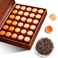 木冠茶叶 金枝玉叶 金骏眉红茶 小罐茶 茶叶小金罐装茶礼盒
