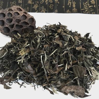 福鼎白茶 2015年陈年老白茶特级牡丹250g