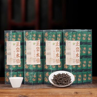 【碧雾山品质正岩水仙】高枞水仙大红袍岩茶中火炖杯盖留兰香500g