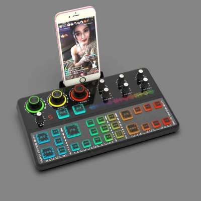 X6 直播声卡套装主播唱歌全民K歌神器设备手机电脑通用外置
