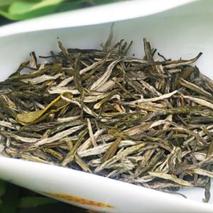 重庆高级清明前绿茶2019年新茶叶巴南银针特级春茶浓香型嫩芽袋装