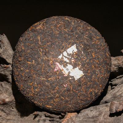 2012年兴海茶厂惠风和畅熟茶饼357云南普洱熟茶饼 普洱茶熟茶饼茶