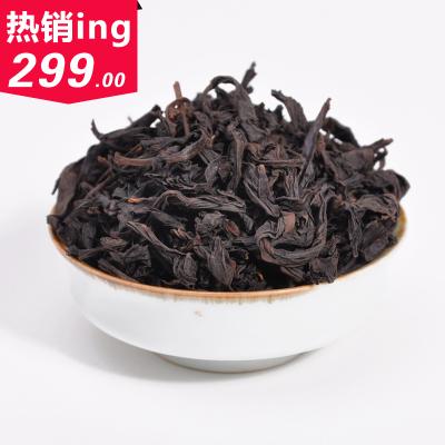 5-10年陈年大红袍 武夷岩茶 武夷山陈茶回甘非常好茶汤浓郁可收藏