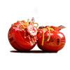 武夷山 大红袍茶叶 陶瓷罐装 武夷岩茶 实木礼盒装 送礼 浓香型春季 新茶【包邮】