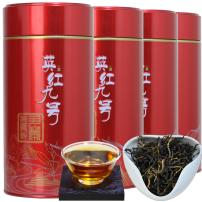【500克4罐装】广东英德红茶英红九号红茶茶叶特级浓香型功夫茶