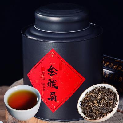 金骏眉红茶茶叶浓香型新茶正宗正品武夷山红茶罐装500g