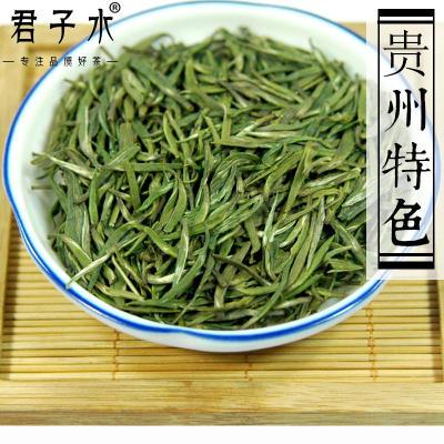 硒贵州雀舌明前高级毛尖绿茶2019年新茶叶湄潭翠芽春茶散装特级
