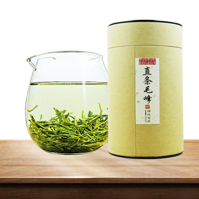 新茶 直条毛峰 毛尖绿茶 250g四川雅安 口粮茶叶