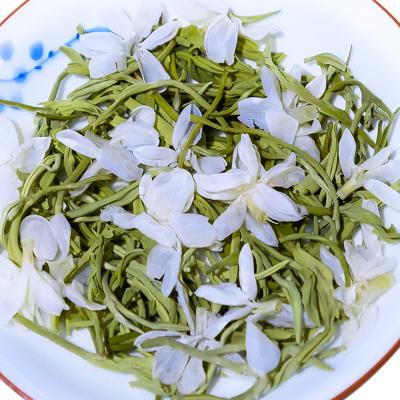 500g飘雪茉莉花茶浓香型2020新茶四川茶叶特级绿茶碧潭散装