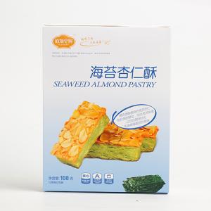 海苔杏仁酥