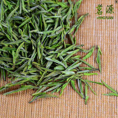 安吉白茶 2019春茶明前 浙江绿茶 安吉产地货源 特级浓香 100g罐装*2