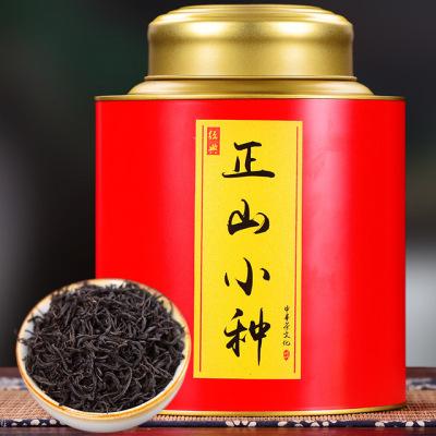 【亏本冲量】新茶桐木关 浓香型正山小种500克 罐装蜜香红茶 茶叶散装口粮茶