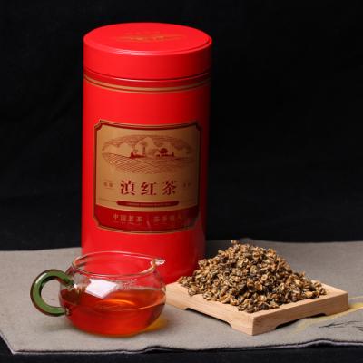 500g包邮 云南凤庆金丝滇红茶 红碧螺 茶叶 功夫红茶蜜香滇红金螺