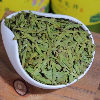2020AAAA新茶正宗龙井茶叶雨前龙井绿茶250g茶叶礼盒装春茶送礼
