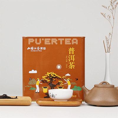 99商务·普洱茶