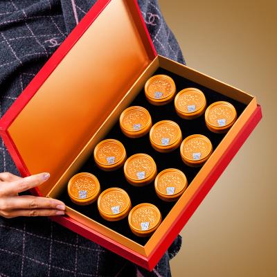 中秋送礼 罐罐有好茶 安溪铁观音茶叶小罐茶礼盒装